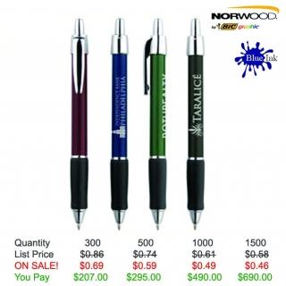 Metallic Viper Pen