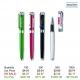 Cap Action Rollerball Pen