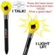 Goofy Light Bulb Pen