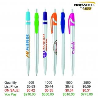 Electro Silver Pen