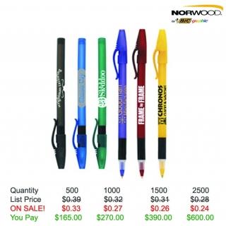 Comfort Stick Pen