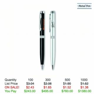 Aluminum Rollerball Pen