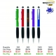 Pierce Stylus Grip Pen