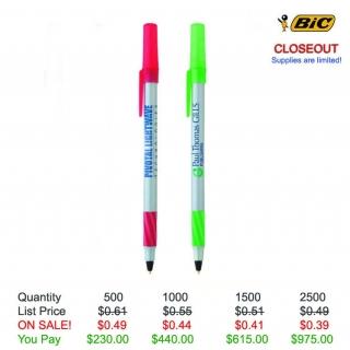 BIC Ultra Round Stic Grip