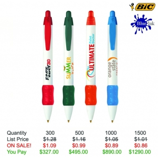 BIC® WideBody Color Grip