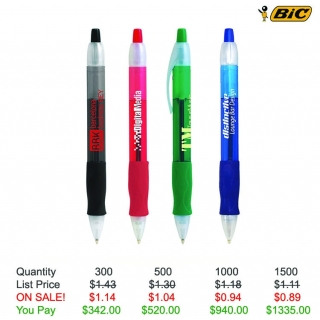BIC® Velocity Ballpoint