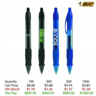 BIC® Velocity Gel