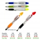 Triple Play Stylus Pen & Highlighter