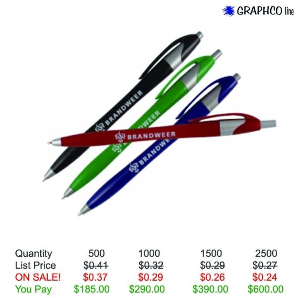 european style pens add your logo custom pens needpens com