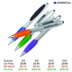 Silver PDA Stylus Pen with Grip