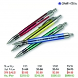UV Coated Ballpoint Pen