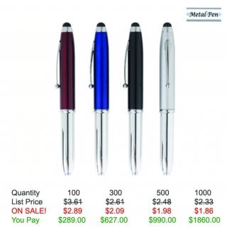 Joseph Flashlight Pen
