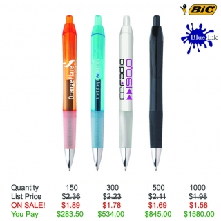 BIC® Intensity Clic Gel